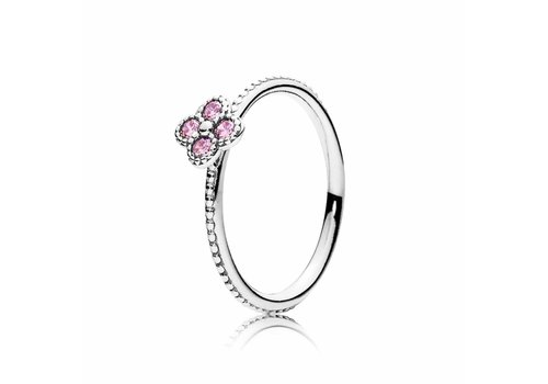 Pandora Floral silver ring 191001PCZ