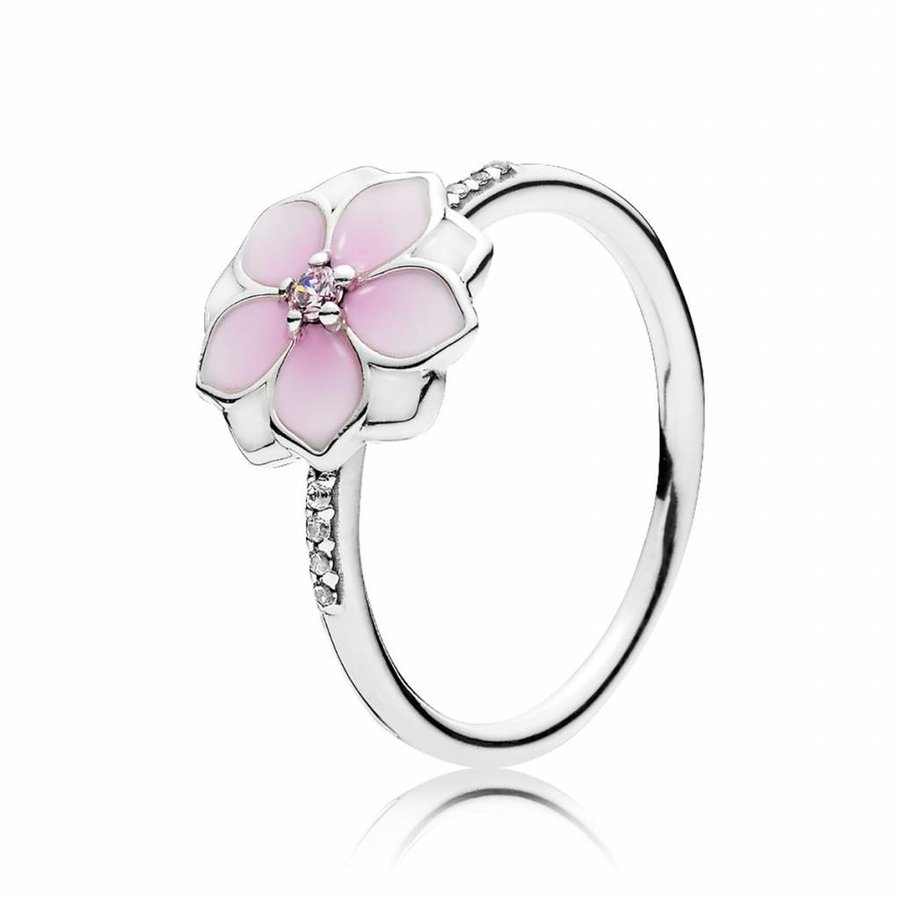 ring Magnolia Bloom 191026PCZ