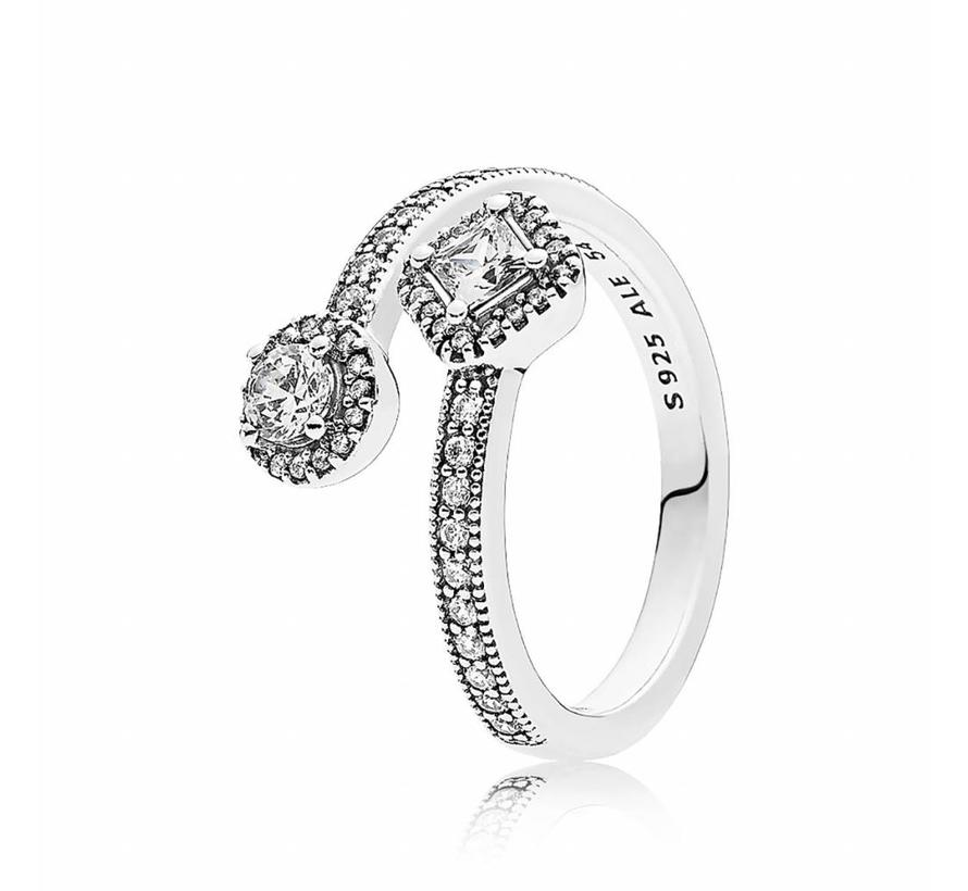 ring Abstract Elegance 191031CZ