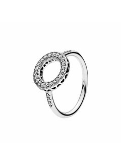 Pandora ring Hearts of Pandora Halo 191039CZ