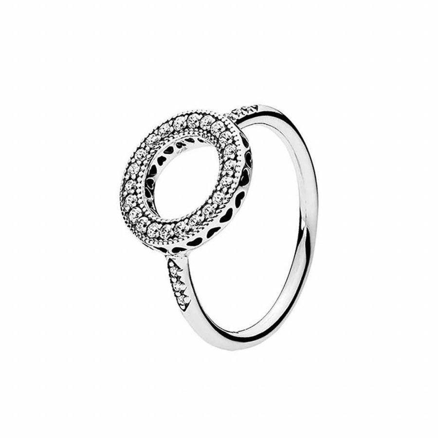 ring Hearts of Pandora Halo 191039CZ