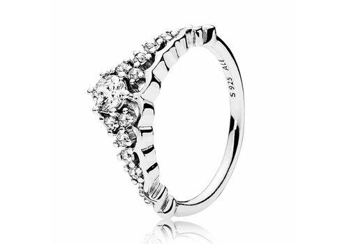 Pandora ring Tiara 196226CZ