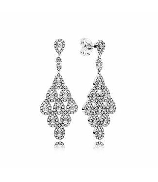 Pandora Cascading Glamour earrings 296201CZ