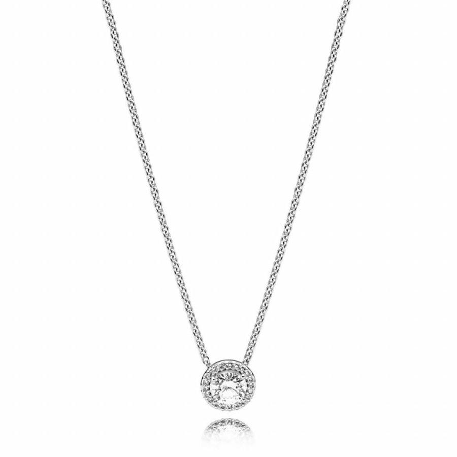 Classic Elegance Necklace 396240CZ-45