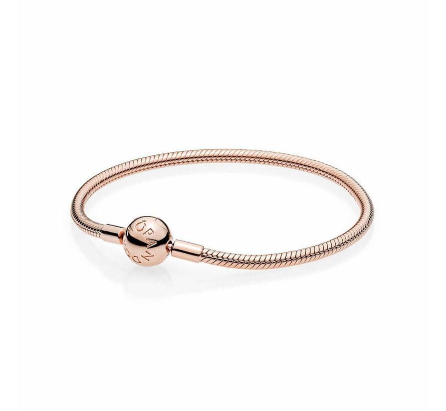 Rose Snake chain bracelet 580728