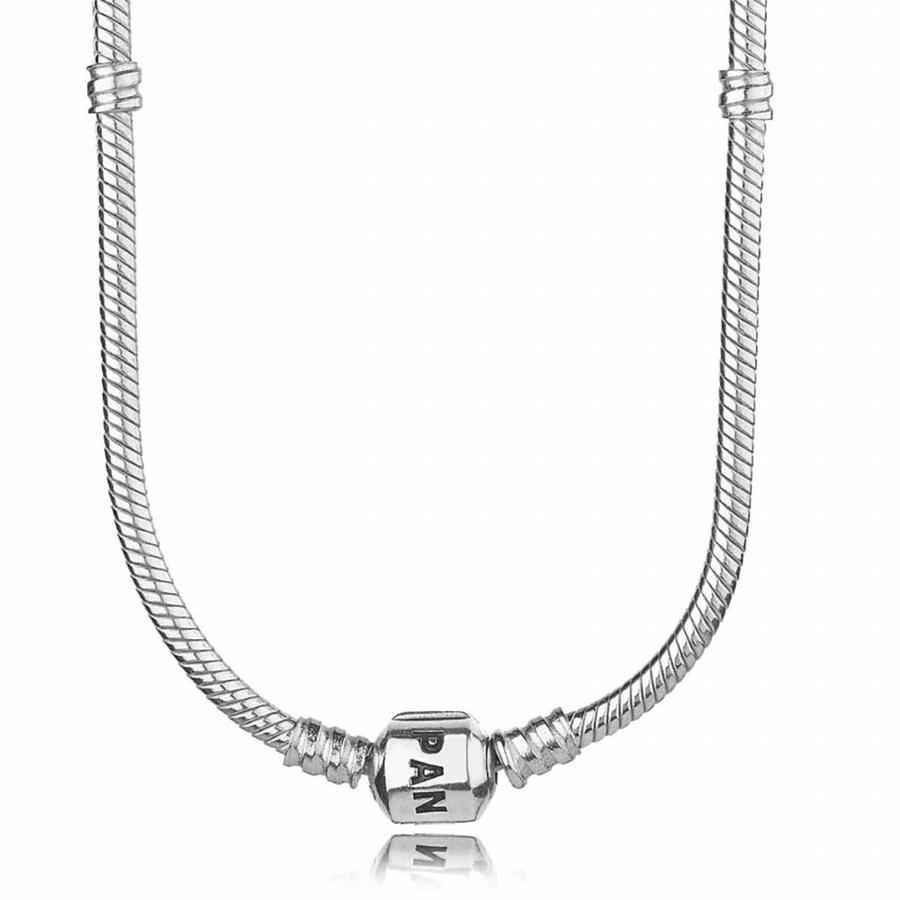 Silver necklace 590703HV