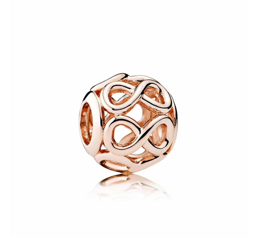 Rose Infinity charm 781872
