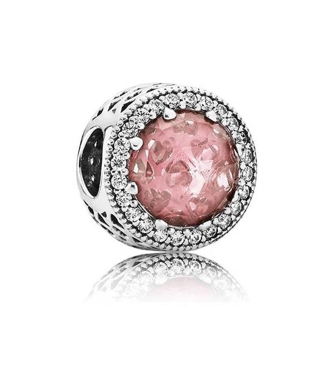 Pandora Rosy Radiant Hearts 791725NBP