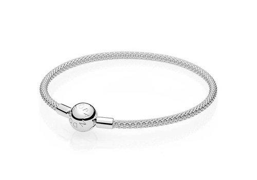Pandora Silver Mesh bracelet 596543