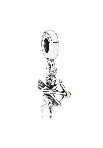 Pandora Cupid with 14k arrowhead 791251
