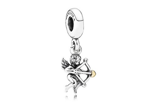 Pandora Cupid with 14k arrowhead 791251