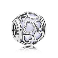 Heart silver charm 792036NOW