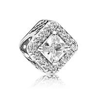 charm with cubic zirconia 796206CZ
