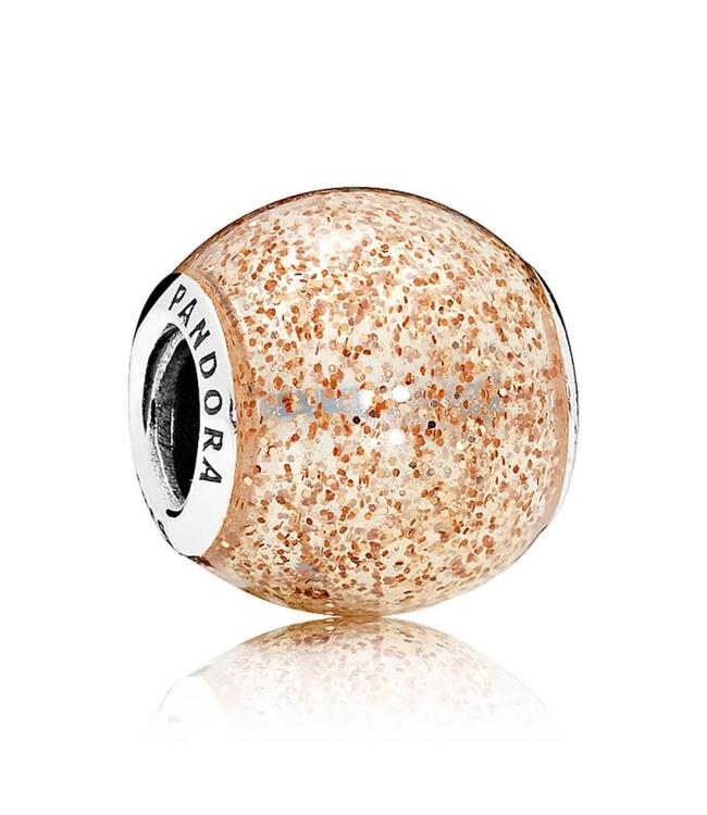 Pandora Rose Golden Glitter Ball 796327EN145