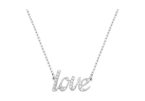 Swarovski Emotion Collier Love 5093577