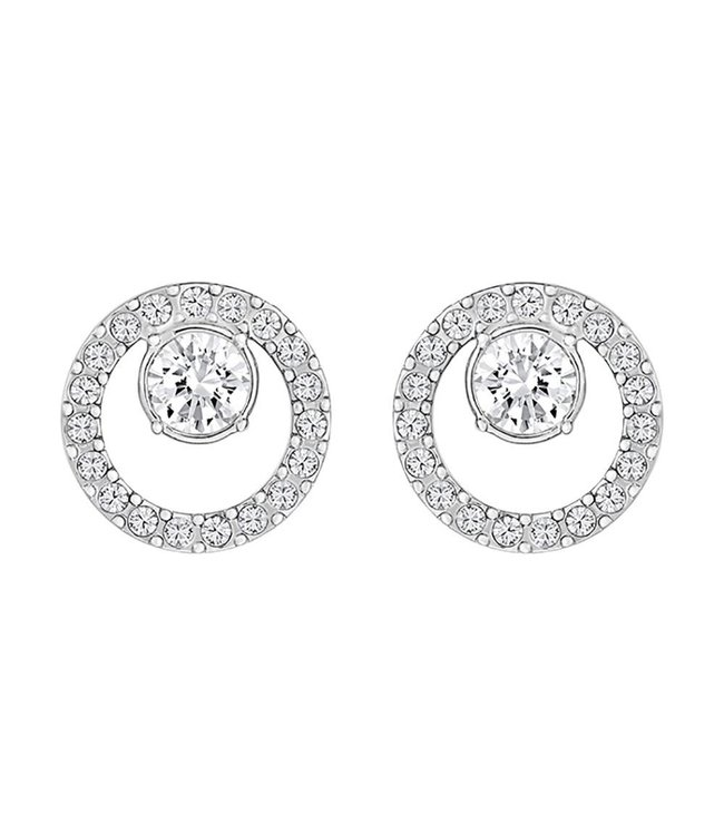 Swarovski Creativity Circle Small Pierced Earrings 5201707