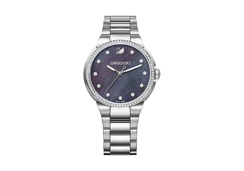 Swarovski City Grey dames horloge 5205990