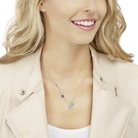 Glowing Clover Necklace 5273297