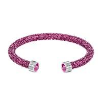 Crystaldust Cuff Pink