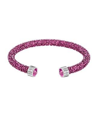 Swarovski Crystaldust Cuff Pink