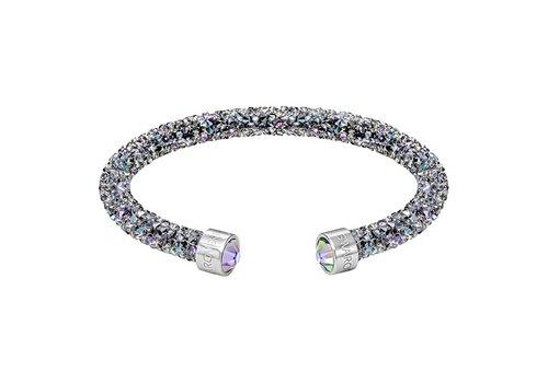 Swarovski Crystaldust Cuff Purple