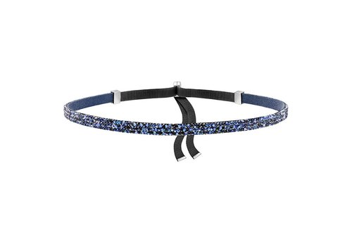 Swarovski Crystaldust Choker Blue 5279163