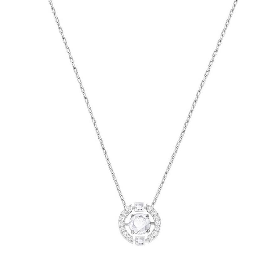 Sparkling Dance Round Necklace 5286137