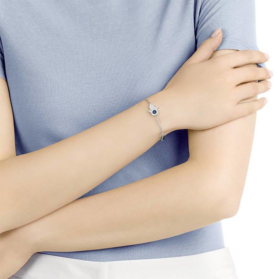Swa Remix Strand bracelet Hamsa 5365759