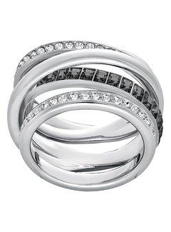 Swarovski Dynamic ring silver