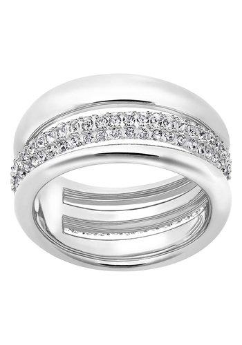Swarovski Exact ring silver