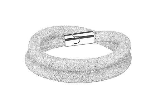 Swarovski Stardust Deluxe Bracelet White