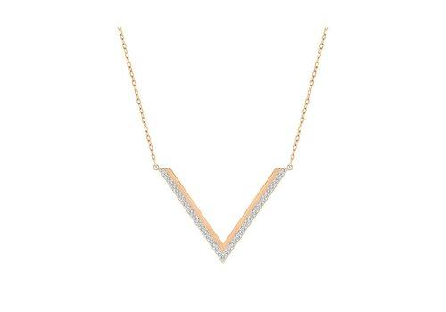 Swarovski Delta Medium Necklace  5140123