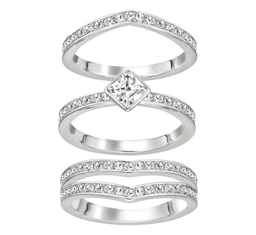 Alpha Ring Silver