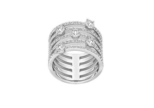 Swarovski Creativity Ring Silver