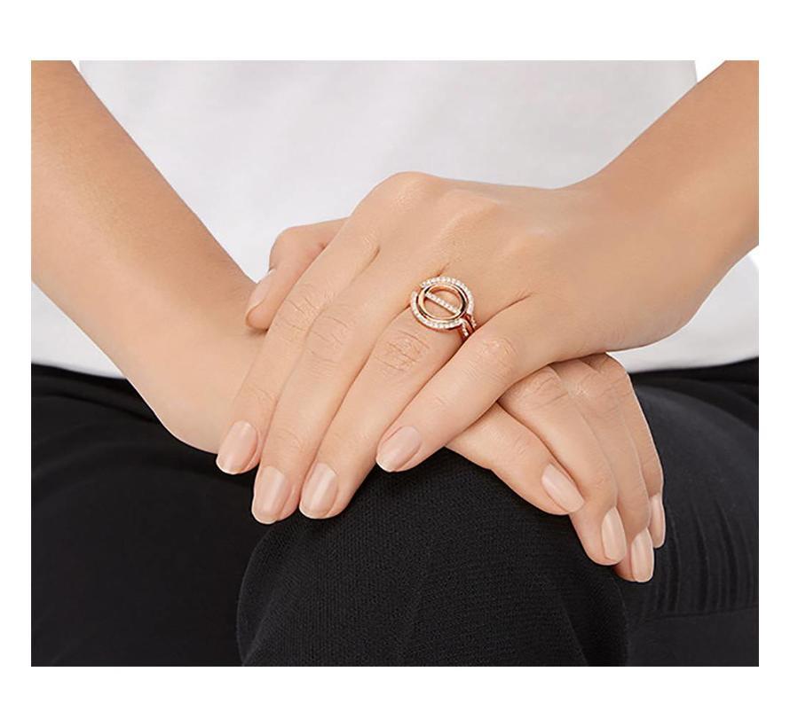 Flash ring set rose