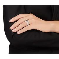 Fresh ring med silver