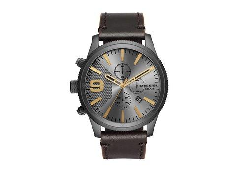 Diesel Rasp Chrono XL heren horloge DZ4467
