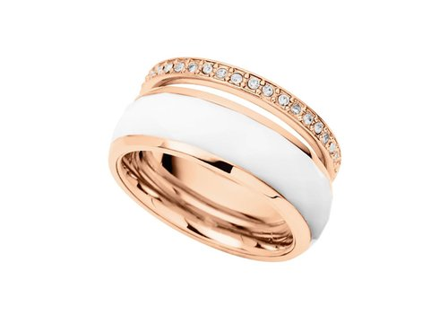 Fossil dames ring JF01123791 Size 53