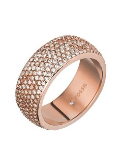 Fossil Vintage Glitz Dames Ring JF02149791