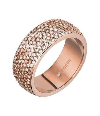 Fossil Vintage Glitz Dames Ring JF02149791