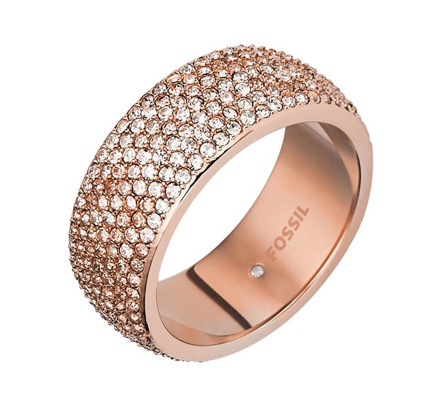Vintage Glitz Dames Ring JF02149791