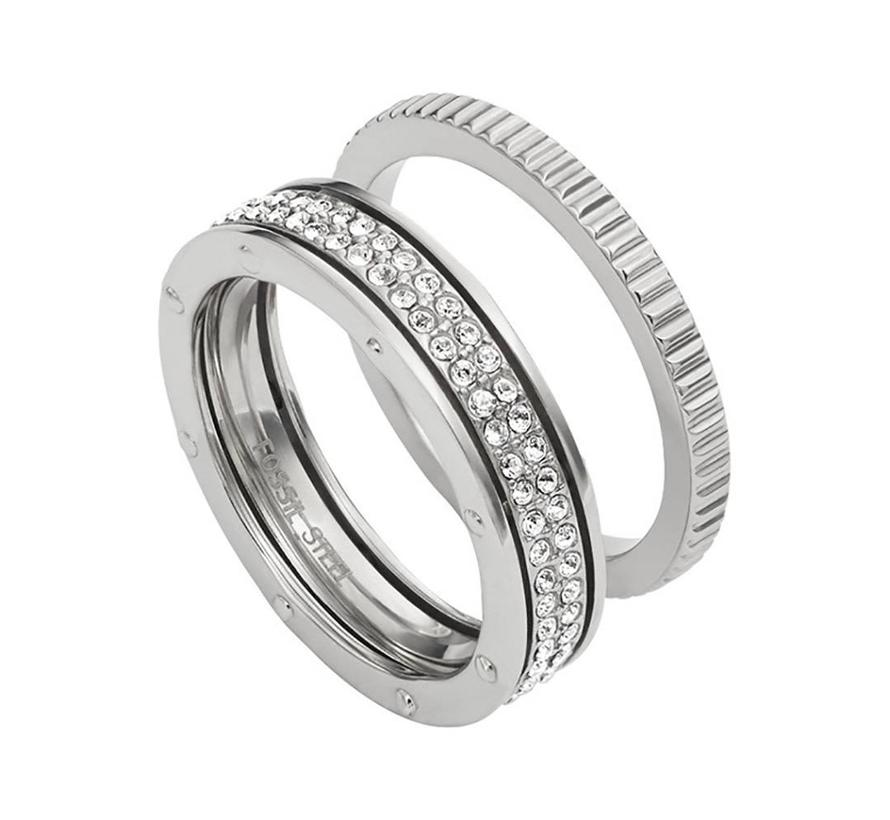 Vintage Iconic Dames Ring JF02239040