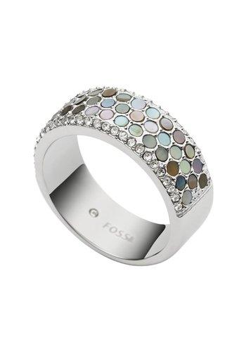 Fossil Vintage Glitz Dames Ring JF02313040