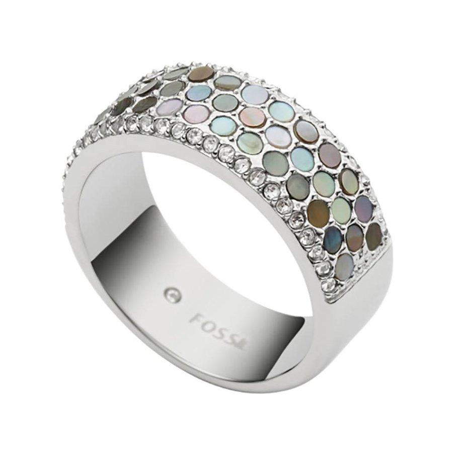 Vintage Glitz Dames Ring JF02313040