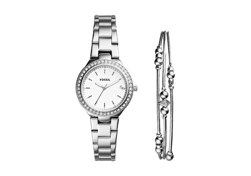 Fossil Blane dames horloge ES4336 SET