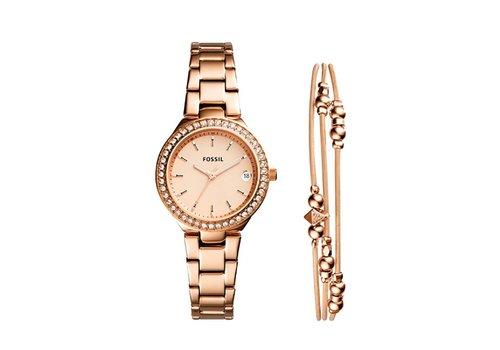 Fossil Blane dames horloge ES4337 SET