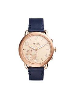 Fossil Hybrid Smartwatch dames horloge Q Tailor FTW1128