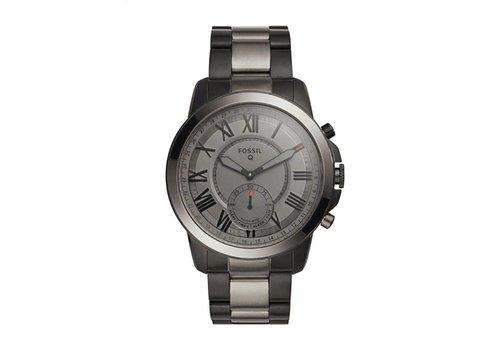 Fossil Hybrid Smartwatch heren horloge Q Grant FTW1139