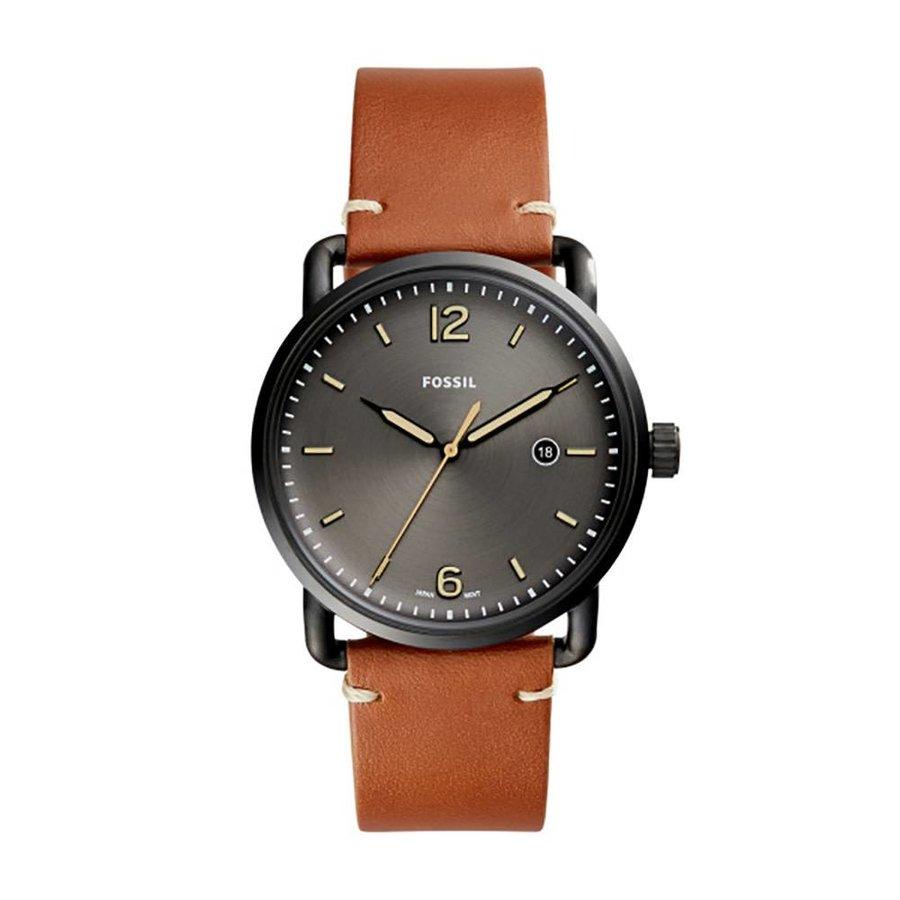 The Commuter 3H Date heren horloge FS5276