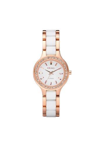 DKNY Ceramic dames horloge NY8141